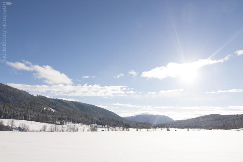 Paul Lake, British Columbia, Canada