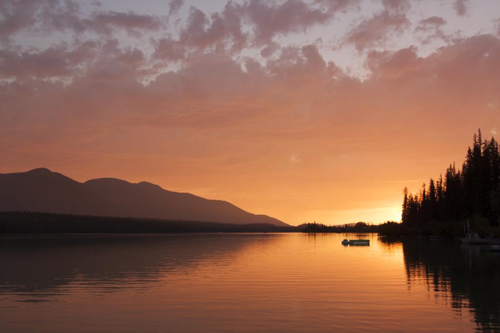 Big Bar Lake, British Columbia, Canada