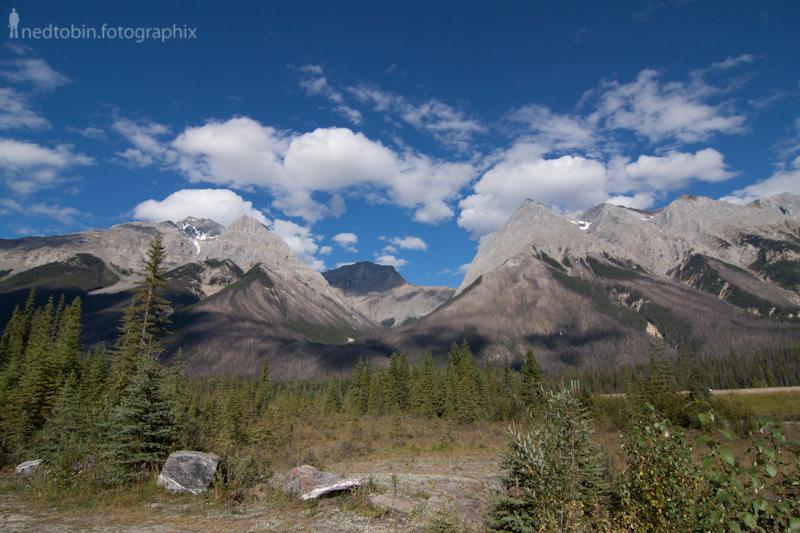 Rocky Mountains, Kootneys, British Columbia, Canada