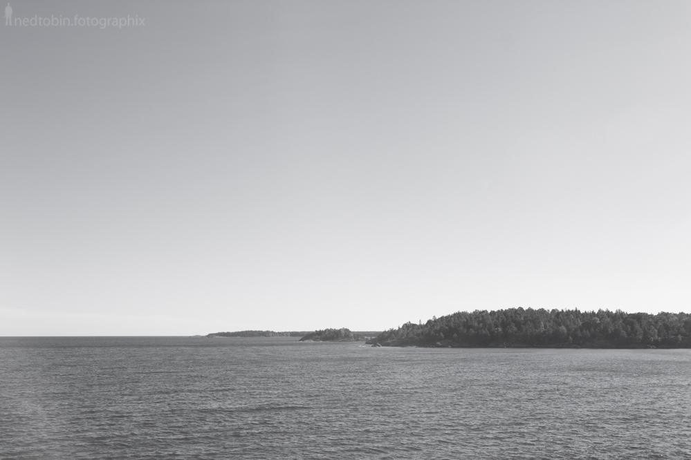 North of Stockholm, Sweden
