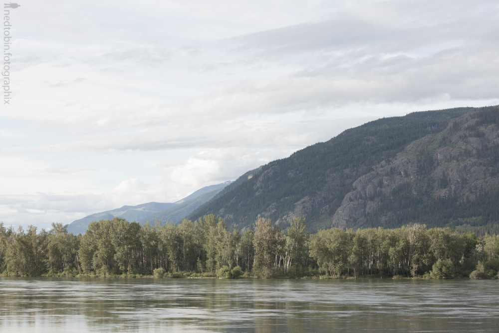 North Thompson River, British Columbia, Canada