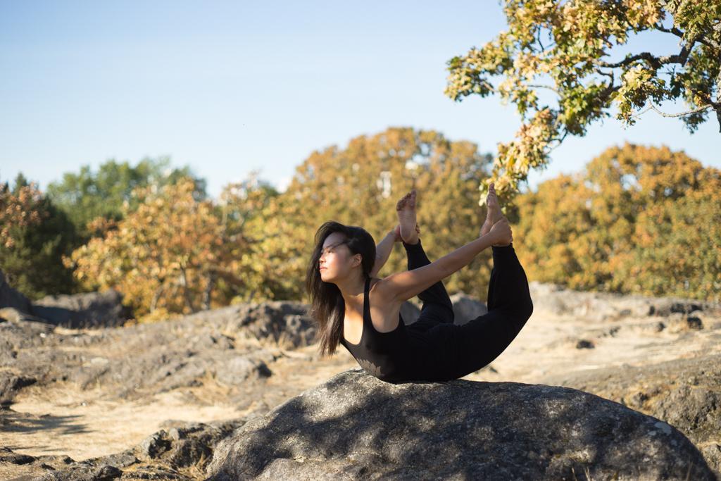 Bow | Dhanurasana | Yoga | Sufey
