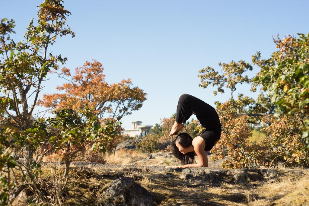 Scorpion | Vrishikasana | Yoga | Sufey