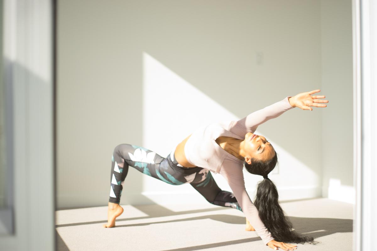 Wild Thing | Camatkarasana | Yoga | Jannette Brodersen