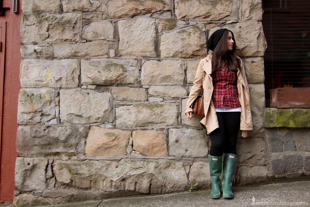 Alicia Fashionista by Ned Tobin
